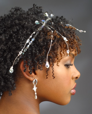 Afro Caribbean Hair Wedding Hairstyle Pictures