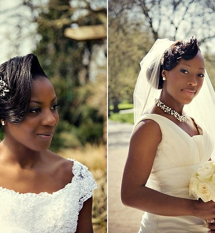 Outstanding Wedding Hair Archives Bride Of Colour Wedding Blog Hairstyles For Women Draintrainus