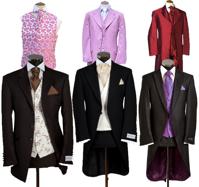 father of the bride wedding suits Man up! Fathers Day Wedding Suit Inspiration